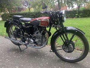 1939 Vincent-HRD 500cc Series A Comet