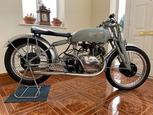 1950 Vincent Grey Flash