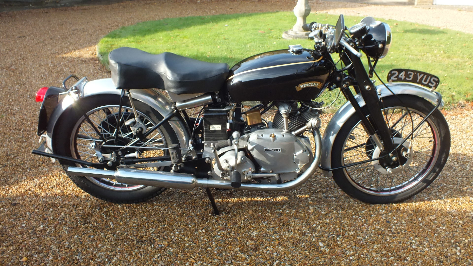 1953 Vincent Series C Comet For Sale (picture 1 of 6)