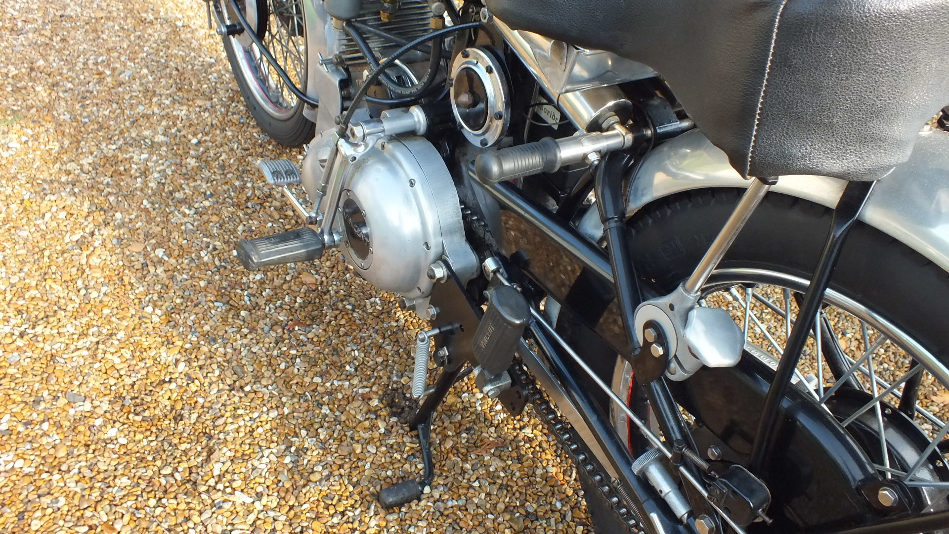 1953 Vincent Series C Comet For Sale (picture 4 of 6)