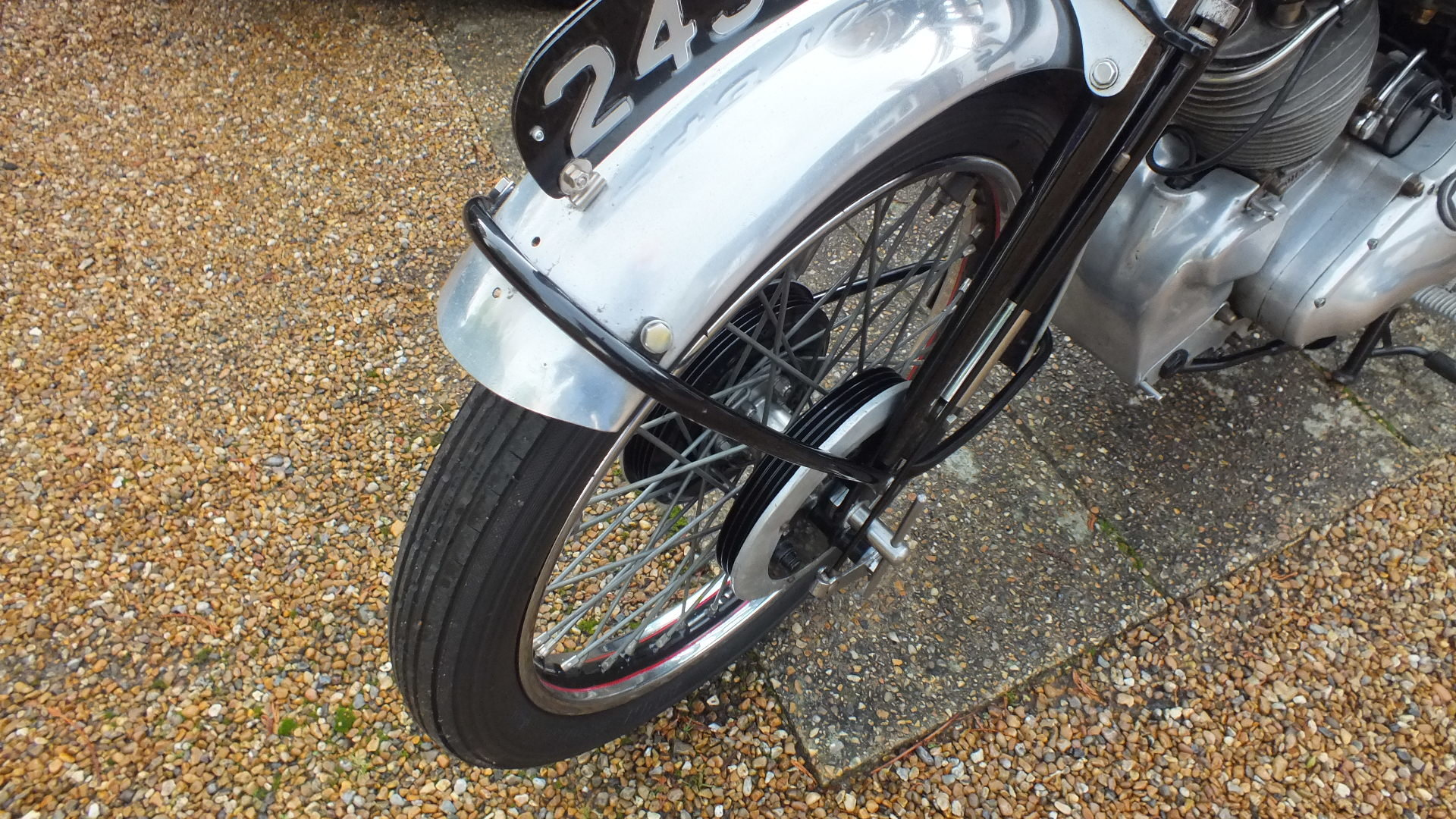 1953 Vincent Series C Comet For Sale (picture 5 of 6)
