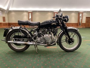 1952 Vincent Rapide Series C