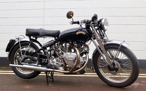 Picture of 1952  Vincent Rapide Series C 998cc - All Correct Number!