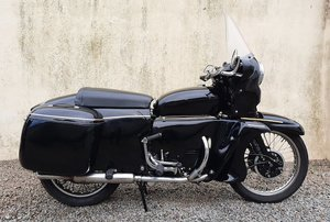 Picture of 1955 Vincent 998cc Black Prince For Sale by Auction