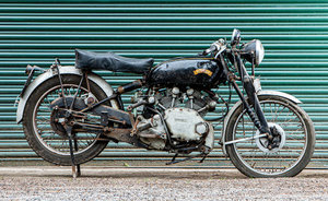 Picture of 1950 Vincent 998cc Rapide Project For Sale by Auction