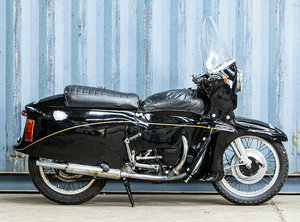 Picture of 1955 Vincent 998cc Black Prince Replica (see text) For Sale by Auction