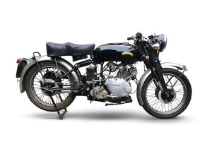 Picture of 1952 Vincent 499cc Comet Project For Sale by Auction