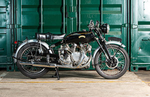 Picture of 1951 Vincent 998cc Series-C Rapide For Sale by Auction