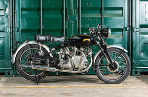 Picture of 1952 Vincent 998cc Series-C Rapide For Sale by Auction