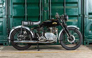 Picture of 1954 Vincent 499cc Comet For Sale by Auction