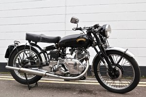1952 Vincent Comet 500cc - All Original Matching Example !