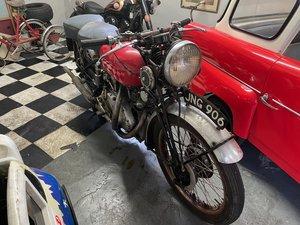 1948 Vincent HRD Rapide!!