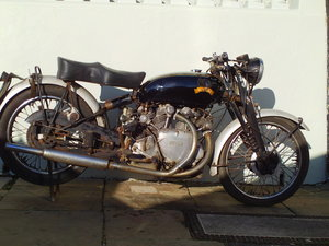 Picture of 1950 VINCENT RAPIDE SOLD