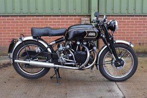 Picture of 1949 Vincent Black Shadow For Sale by Auction