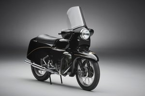 Picture of 1955 Vincent Black Prince For Sale