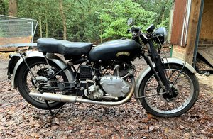 Picture of 1951 Vincent Comet Series C For Sale by Auction