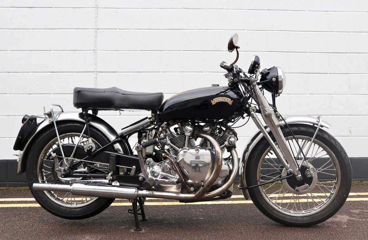 1952 Vincent Rapide Series C 998cc - All Correct Number! For Sale (picture 3 of 30)