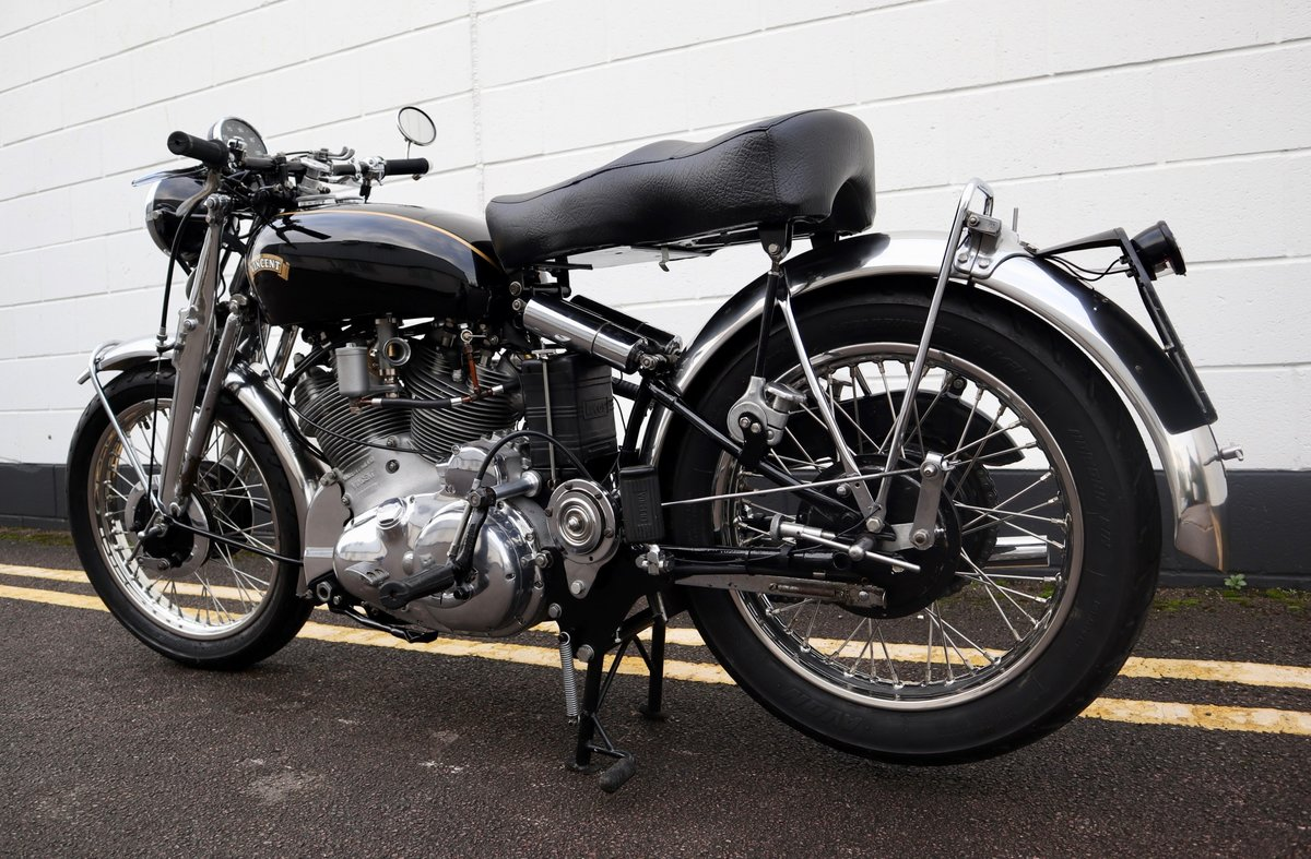 1952 Vincent Rapide Series C 998cc - All Correct Number! For Sale (picture 6 of 30)