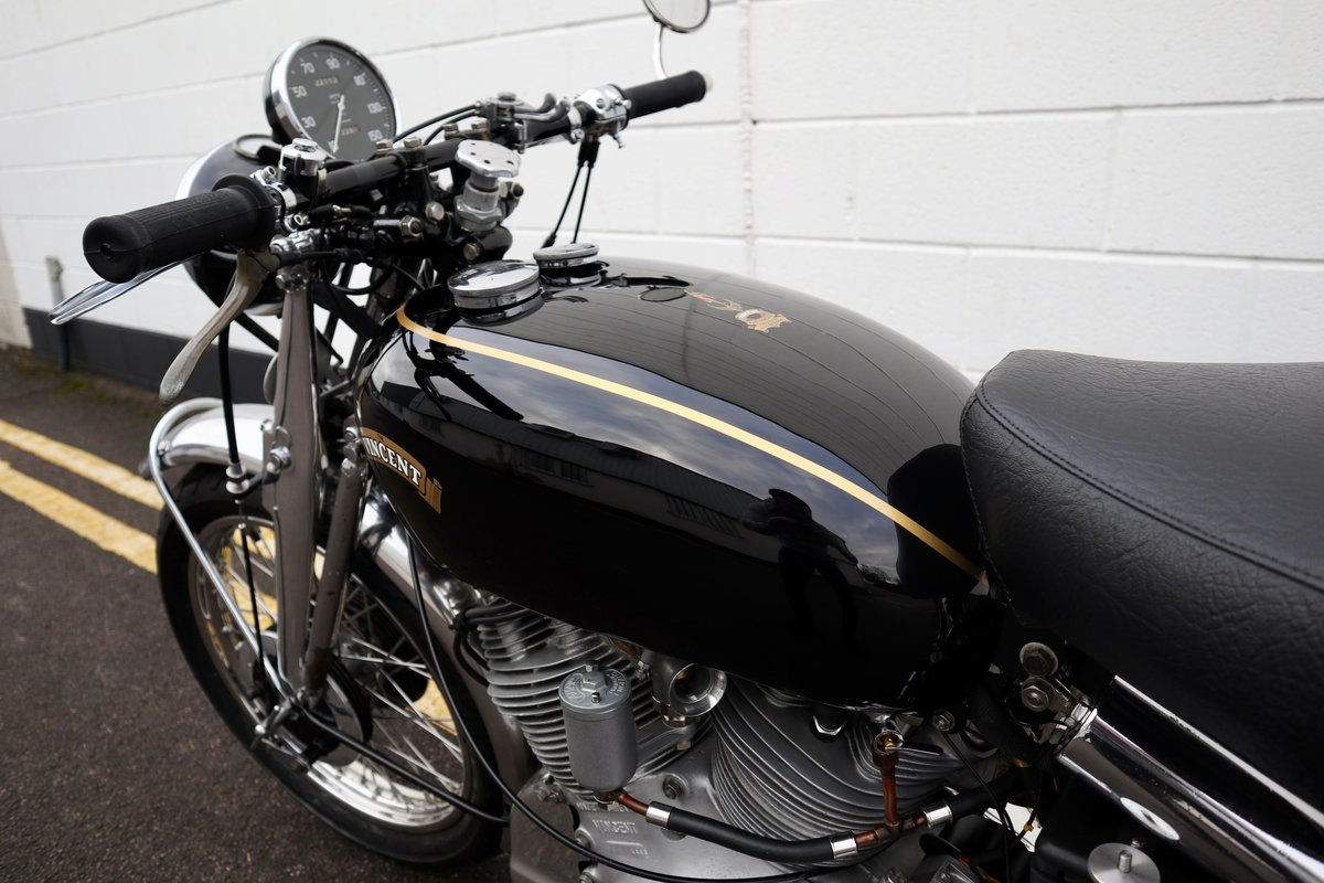 1952 Vincent Rapide Series C 998cc - All Correct Number! For Sale (picture 26 of 30)