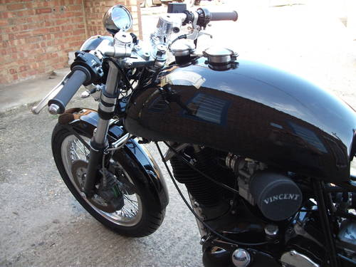 1950 Egli Vincent - SOLD - Similar built to order  (picture 2 of 4)