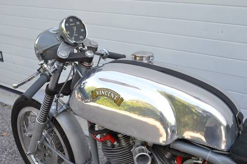1954/1955 NorVin 1140 - Cafe' Racer ICON For Sale (picture 2 of 6)