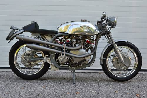 1954/1955 NorVin 1140 - Cafe' Racer ICON For Sale (picture 5 of 6)