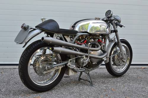 1954/1955 NorVin 1140 - Cafe' Racer ICON For Sale (picture 6 of 6)