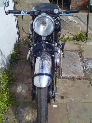 1953 VINCENT RAPIDE 1000 SOLD (picture 6 of 6)