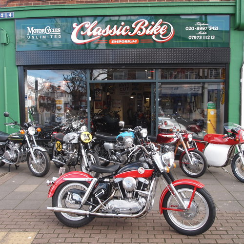 WANTED: CLASSIC BIKES TOP PRICES PAID. Wanted (picture 1 of 6)