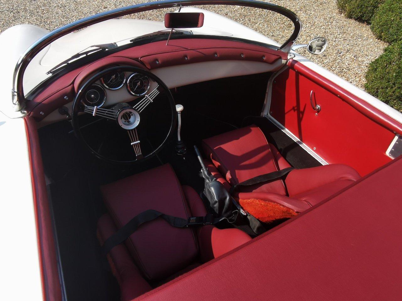 1955 Vintage 356 speedster For Sale (picture 4 of 6)