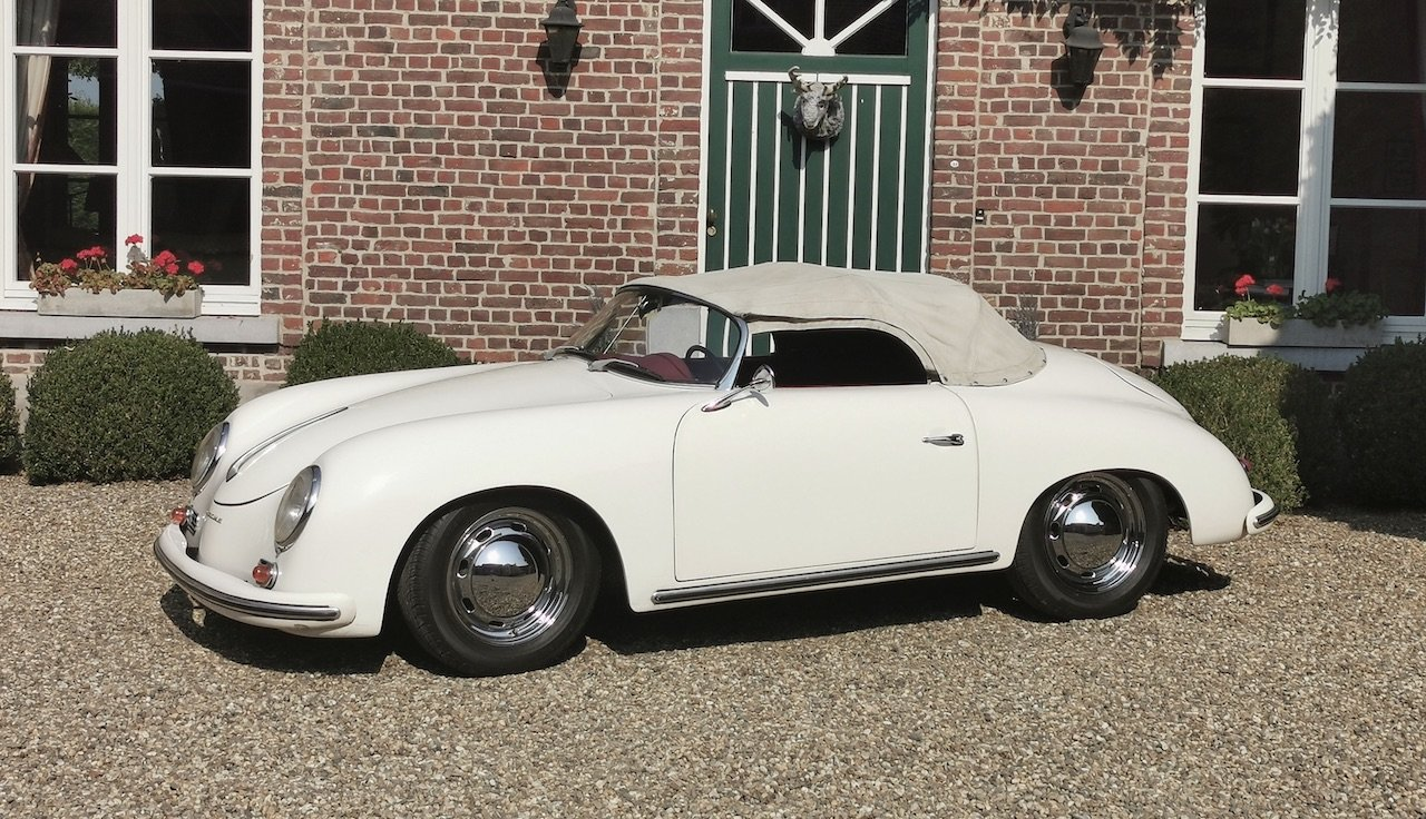 1955 Vintage 356 speedster For Sale (picture 6 of 6)