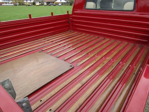 1987 Volkswagen TRANSPORTER CREW CAB 78 Pick-up FULLY RESORE For Sale (picture 4 of 6)