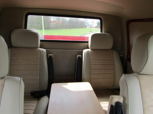 1987 Volkswagen TRANSPORTER CREW CAB 78 Pick-up FULLY RESORE For Sale (picture 6 of 6)
