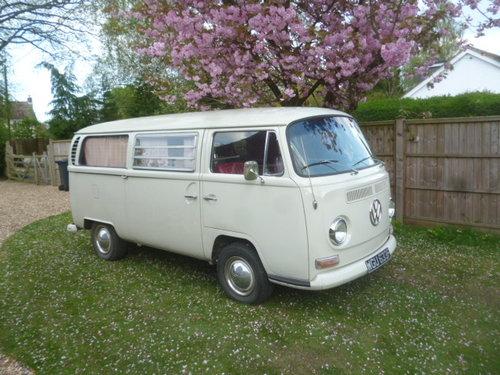 VW Original Westfalia Camper LHD 1968 SOLD (picture 1 of 6)