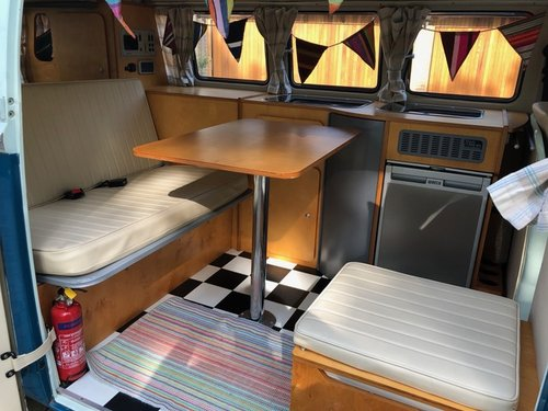 VW Deluxe Split Screen LHD 1967 - Great Condition SOLD (picture 5 of 6)