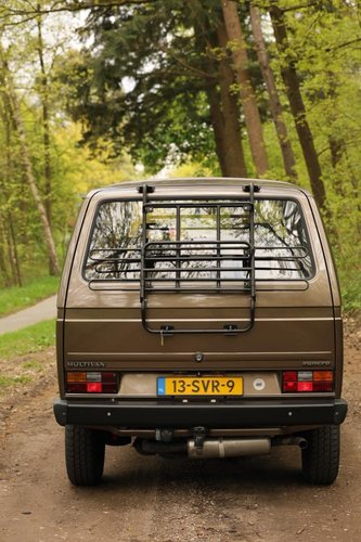 1986 Volkswagen T3 Syncro, T25 Cyncro For Sale (picture 4 of 6)