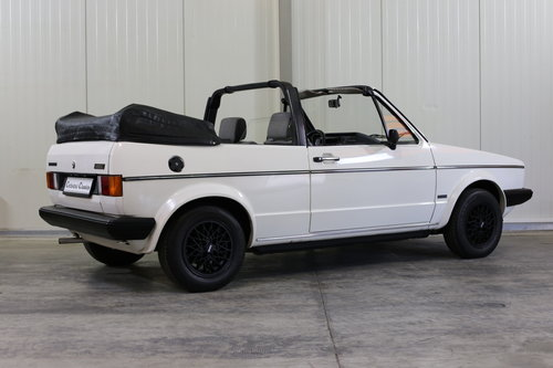 1982 VW Golf MK1 Cabriolet 1.5L 70ps in top original condition SOLD (picture 4 of 6)