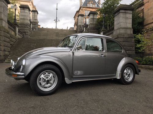 1986 VW BEETLE 1200 LHD MANUAL For Sale (picture 1 of 6)
