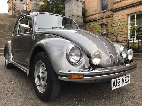 1986 VW BEETLE 1200 LHD MANUAL For Sale (picture 3 of 6)