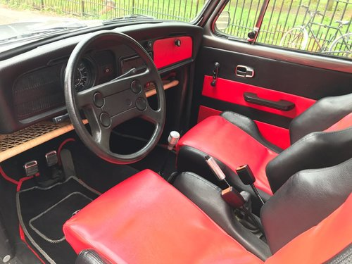 1986 VW BEETLE 1200 LHD MANUAL For Sale (picture 5 of 6)