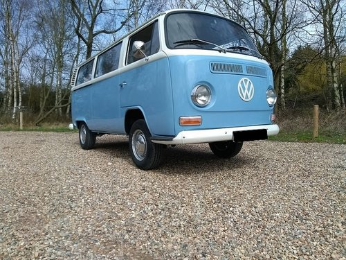 VW T2 1972 Campervan Danbury For Sale (picture 1 of 6)