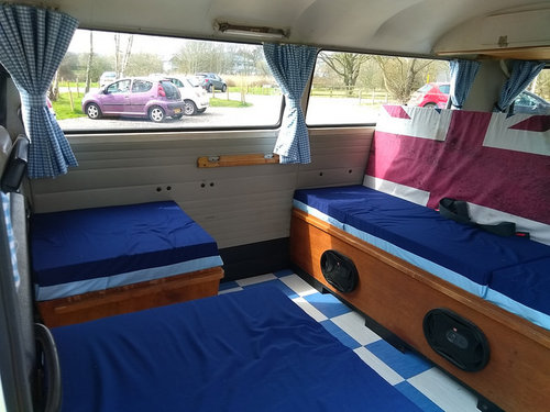 VW T2 1972 Campervan Danbury For Sale (picture 5 of 6)