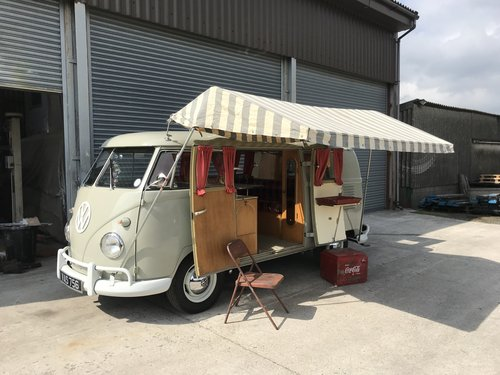 1960 Vw Split screen  westfalia SO23.  For Sale (picture 1 of 6)