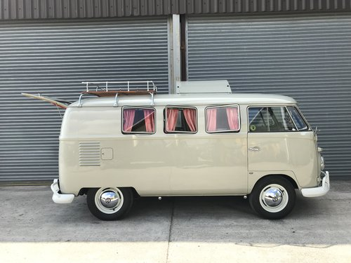 1960 Vw Split screen  westfalia SO23.  For Sale (picture 5 of 6)