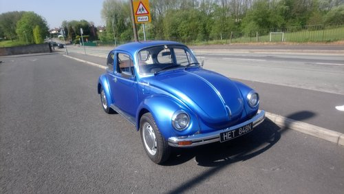 1975 VW Beetle 1303 For Sale (picture 1 of 6)