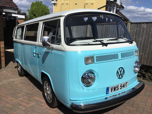 1979 VW T2 Bay Window campervan SOLD (picture 1 of 6)