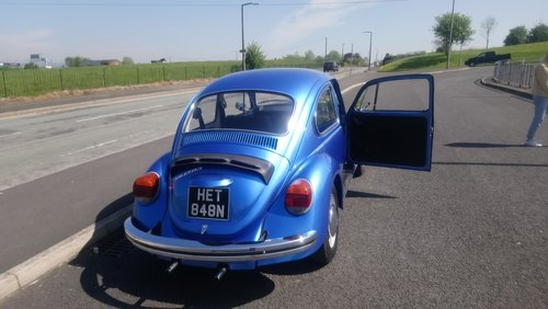 1975 VW Beetle 1303 For Sale (picture 4 of 6)