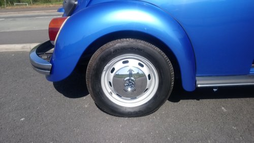 1975 VW Beetle 1303 For Sale (picture 5 of 6)