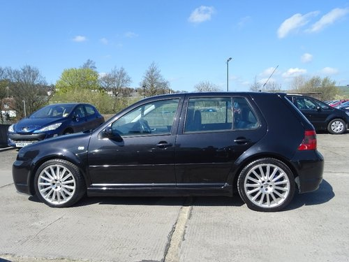 2004 Volkswagen Golf 3.2 R32 5dr FRESH IMPORT For Sale (picture 2 of 6)