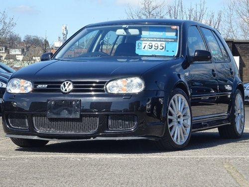 2004 Volkswagen Golf 3.2 R32 5dr FRESH IMPORT For Sale (picture 4 of 6)